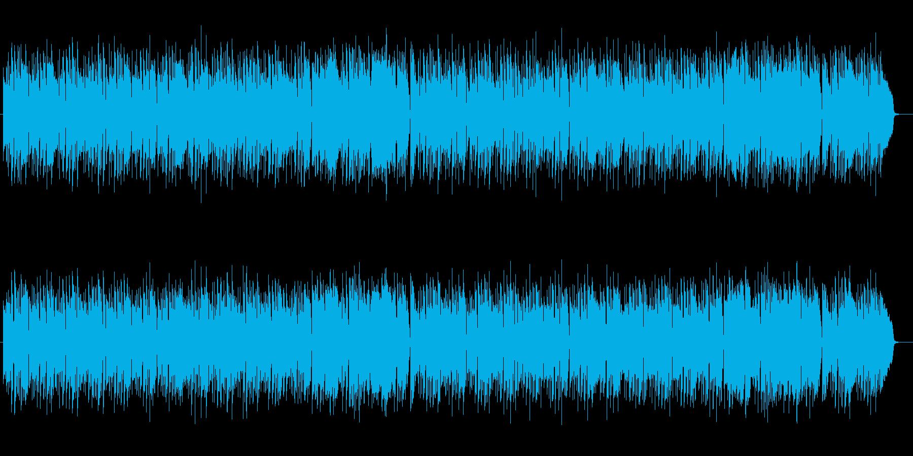 あやしげで大人な雰囲気のあるスロージャズの再生済みの波形
