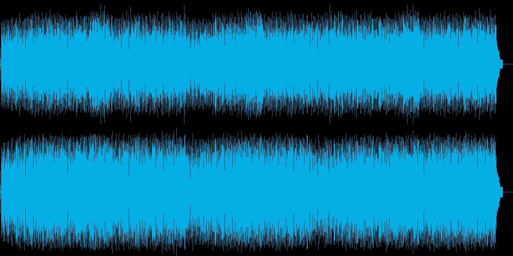 ダンサブルなポップ/テクノ/マイナーの再生済みの波形
