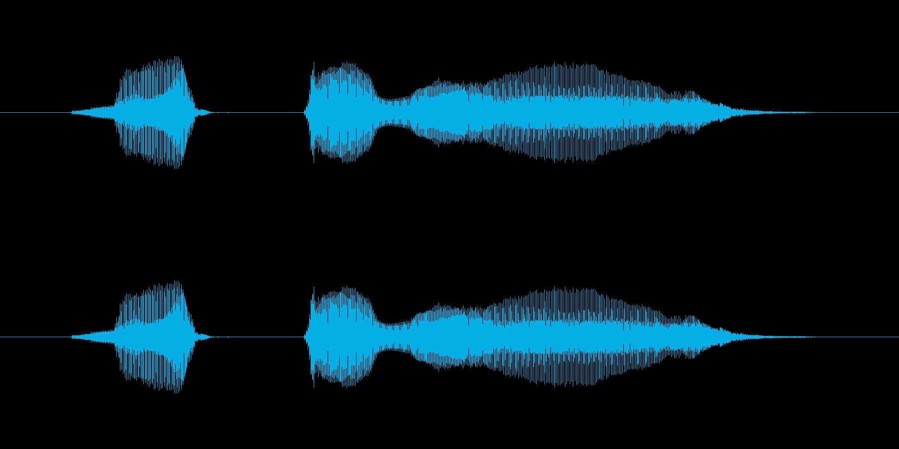 【ラジオ・パーソナリティ・ED】まった…の再生済みの波形