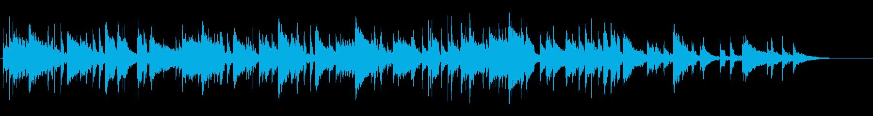 クリスマス定番曲をアコギで独奏の再生済みの波形