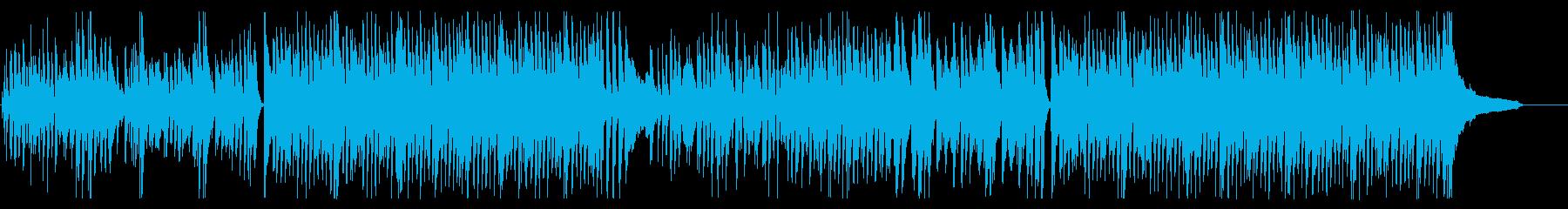 ラグタイムピアノ/ピエロの陽気さ、怪しさの再生済みの波形