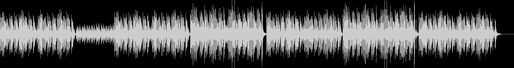 bpm096 キッズTikTok可愛い笛の未再生の波形