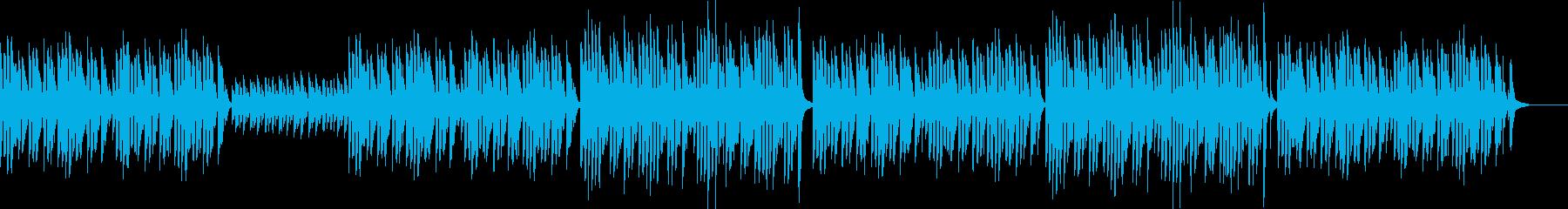 bpm096 キッズTikTok可愛い笛の再生済みの波形