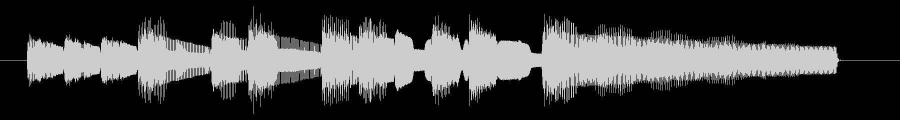 NES アクションD09-2(クリア2)の未再生の波形