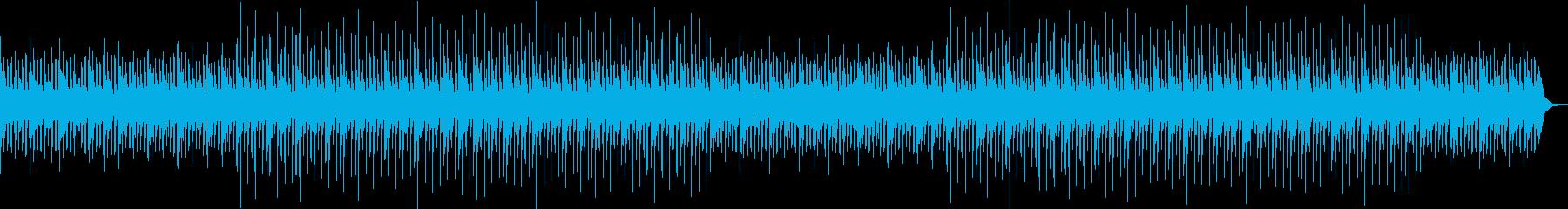 ギター・ビジネスプレゼン・スタイリッシュの再生済みの波形