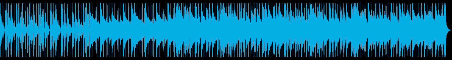 大人びたラウンジ_No657_1の再生済みの波形