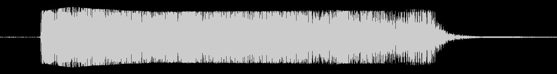 ギターメタルパワーコードjの未再生の波形
