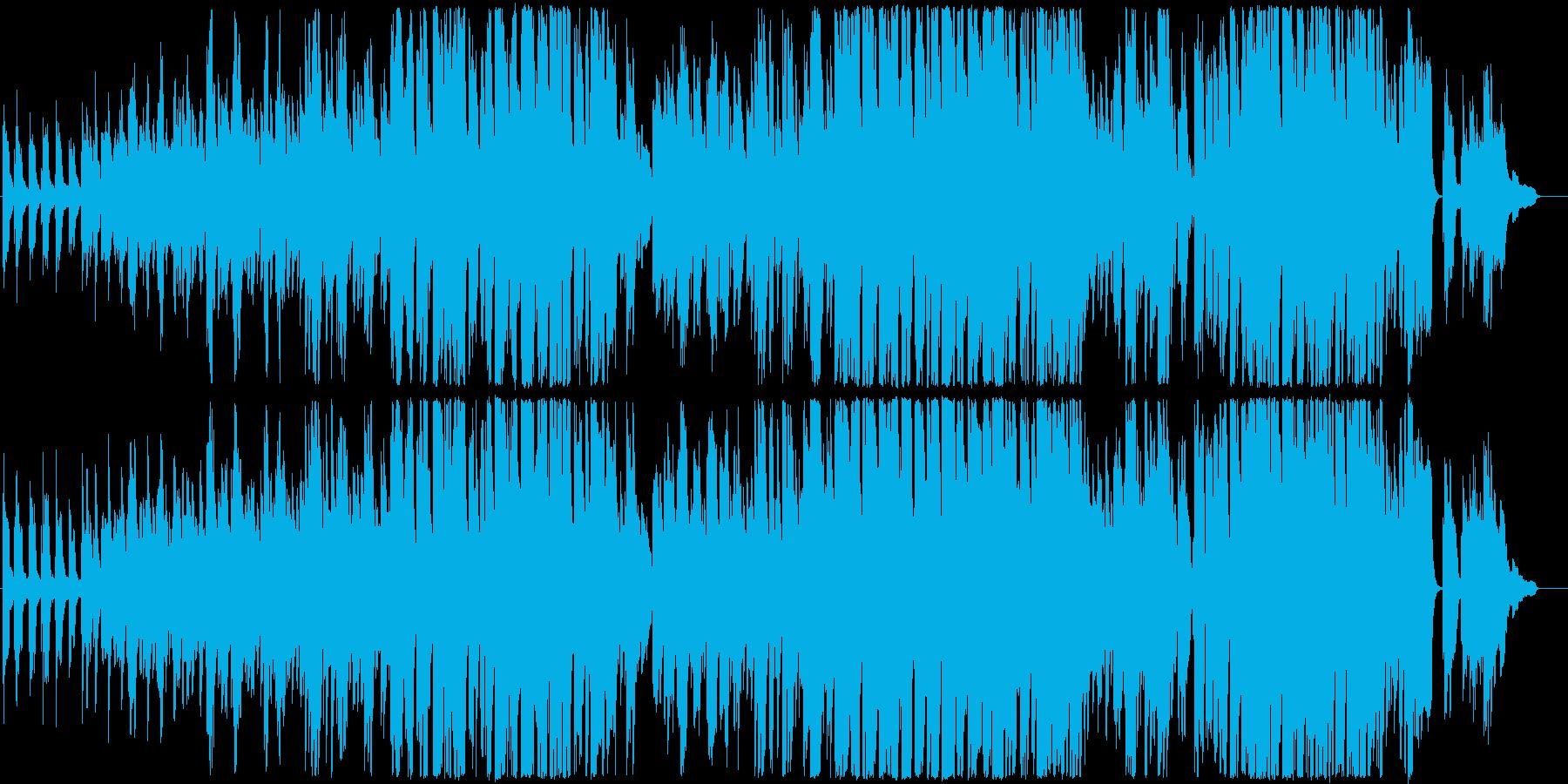 ピアノ弾き語りの切なく悲しい歌【生演奏】の再生済みの波形