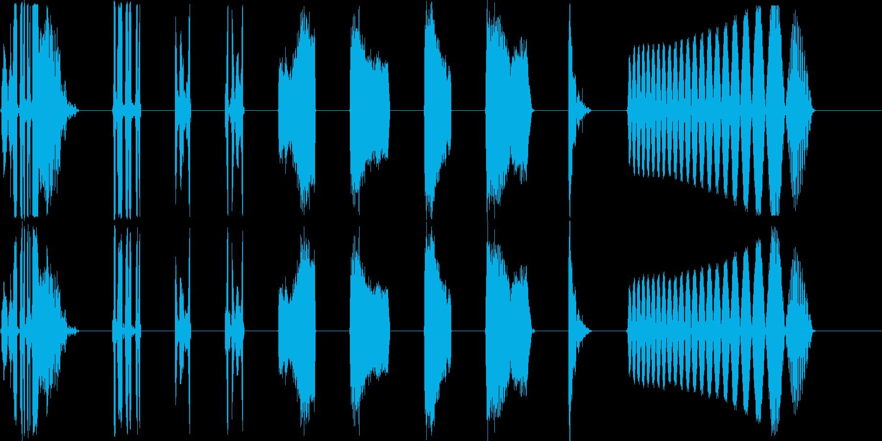 DJコンピューター画面の不具合X10の再生済みの波形