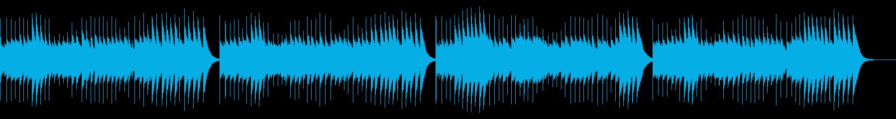 愛のロマンス オルゴールの再生済みの波形