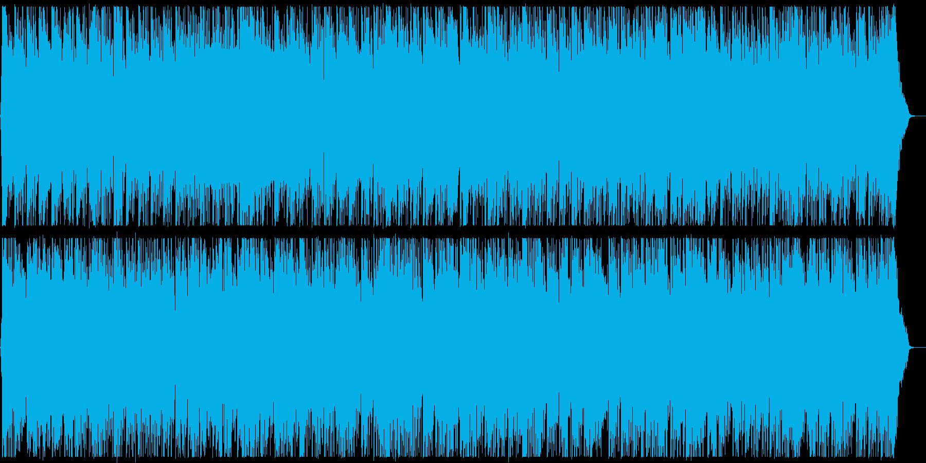 Ostinatoストリング、ダイナ...の再生済みの波形