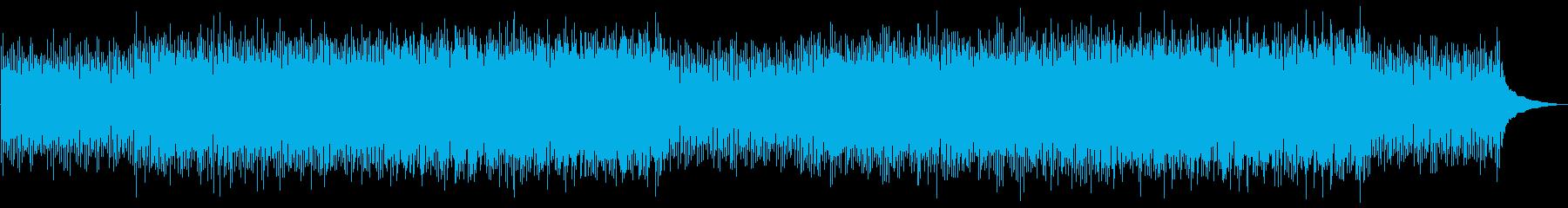 企業VP/CM 透明感あるピアノの再生済みの波形