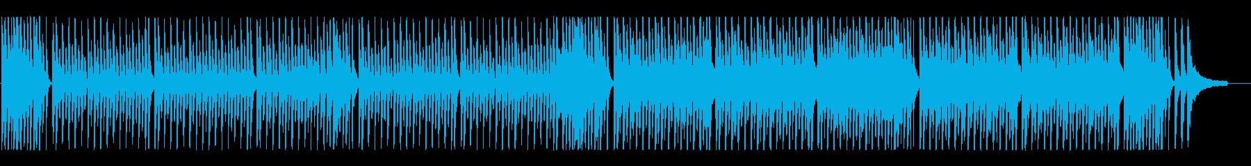 The Bouncy Popの再生済みの波形