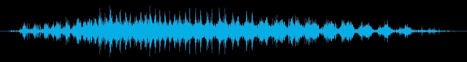 シェーカー ウッドラフラトルダイナ...の再生済みの波形
