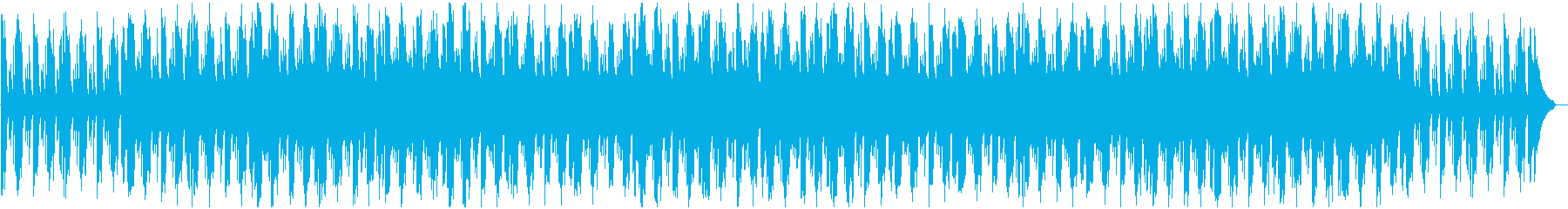 Dynamic and a bit scary rock's reproduced waveform
