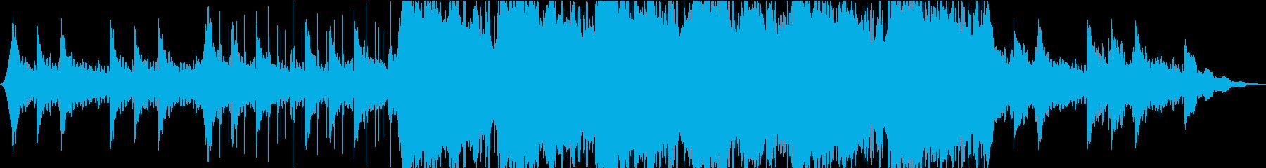 アンビエントミュージック ポジティ...の再生済みの波形