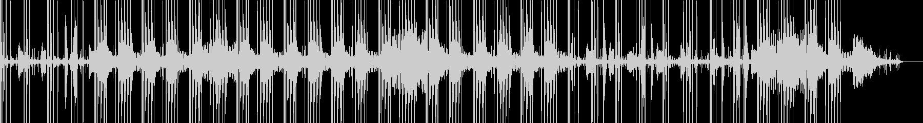jazzy・チルアウト・ヒップホップの未再生の波形