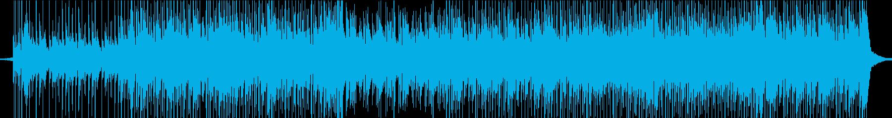 ポップ ロック アンビエント カン...の再生済みの波形