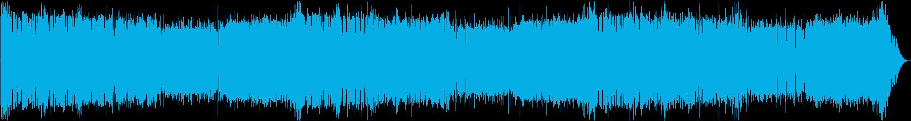 【8bit】錦のスタニッシュバトルの再生済みの波形
