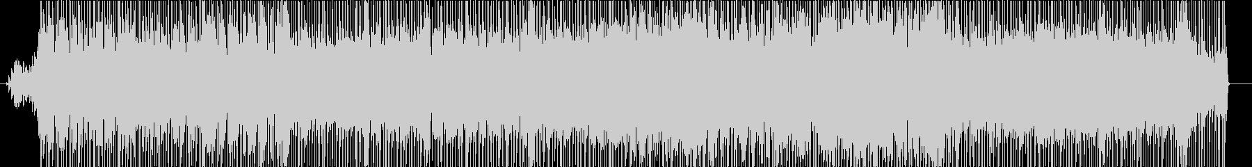 ホタルの未再生の波形
