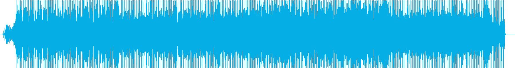 ホタルの再生済みの波形