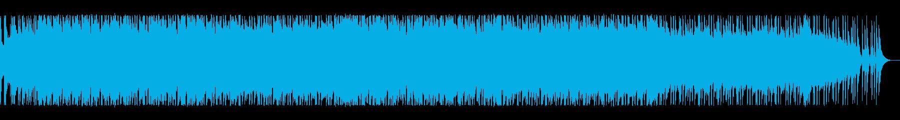 明るく爽やかなブリティッシュロックの再生済みの波形