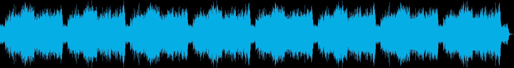 企業VP3 15分16bit44kVerの再生済みの波形