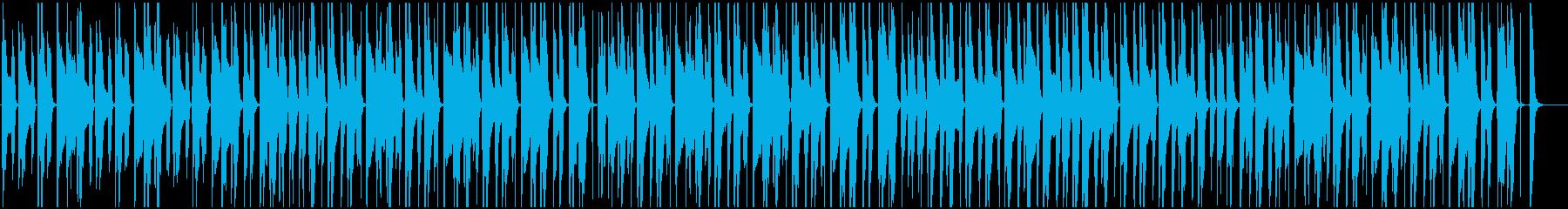 ほのぼの散歩 スキップ アコギ 木琴の再生済みの波形