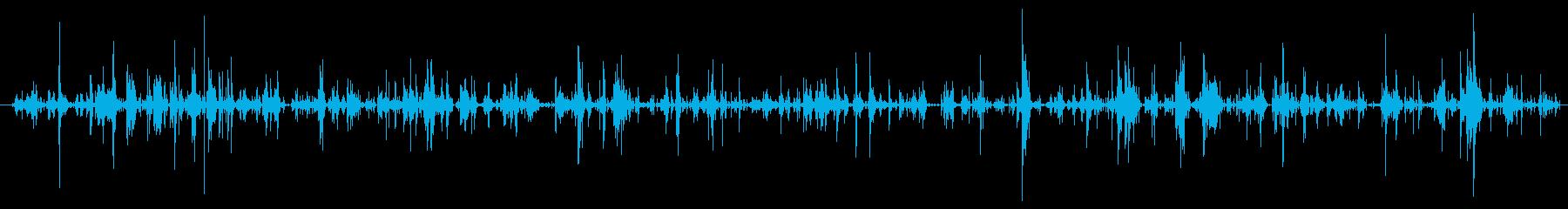 キー キーホルダー大ガラガラシーケ...の再生済みの波形