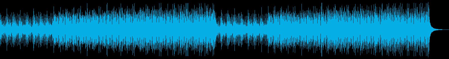 企業VPやCMに ゆったり ピアノ&鉄琴の再生済みの波形