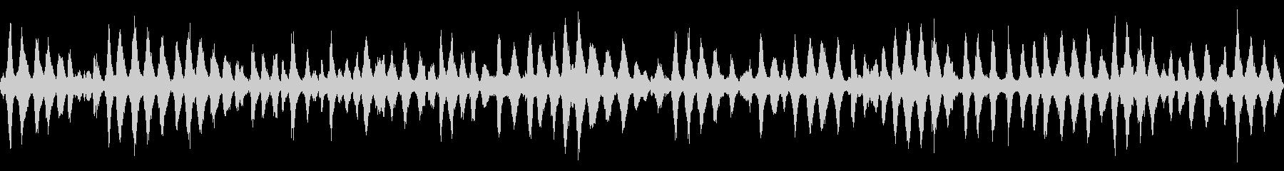 波の音 【大浜海岸、徳島、秋、夕方】の未再生の波形