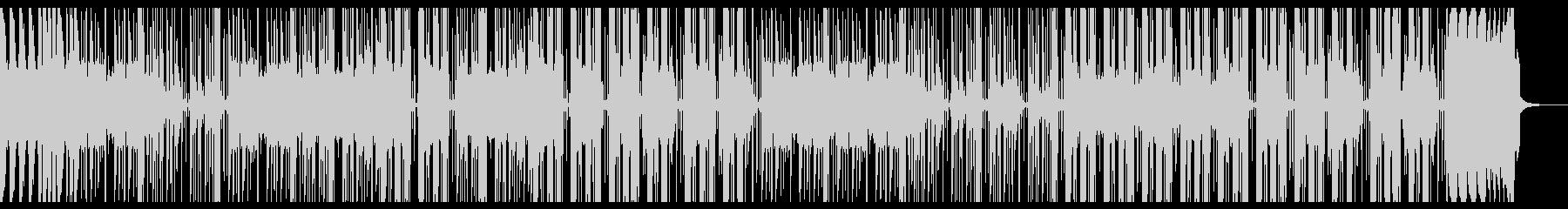 Lo-Fiビート_ファンキー_スイングの未再生の波形