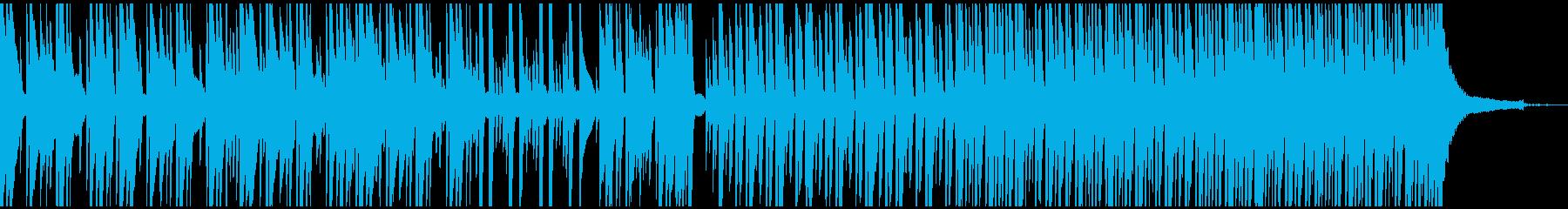 さりげなくハッピーでかわいい3拍子ピアノの再生済みの波形