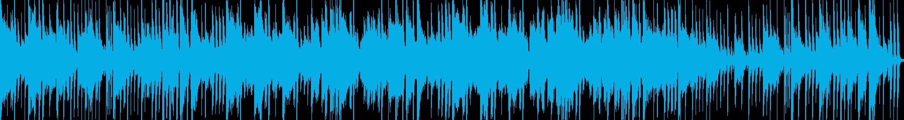 ループ可!コロコロとしたエレクトロポップの再生済みの波形