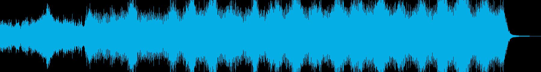 アンデッド・血生臭いホラーを演出 Bの再生済みの波形