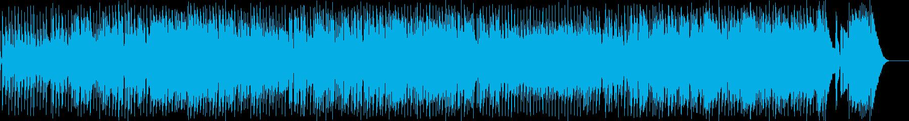 トラディショナルカントリー、男性ボ...の再生済みの波形