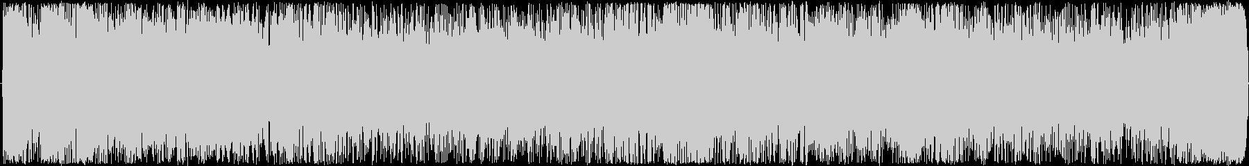 リズミカルながらクールなイメージのBG…の未再生の波形