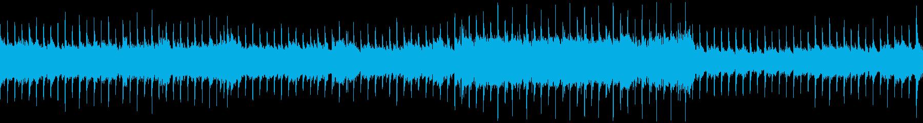 VP系17、アコギ、爽やかなロックCの再生済みの波形