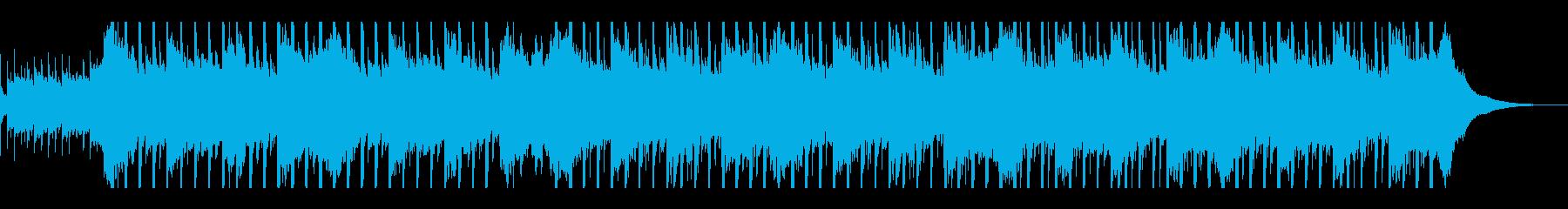 新製品のプレゼンテーション(60秒)の再生済みの波形