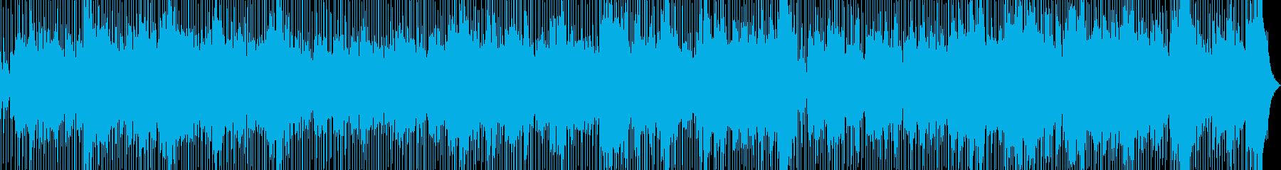 占い・ヨガ・リラックス・作業用チルアウトの再生済みの波形