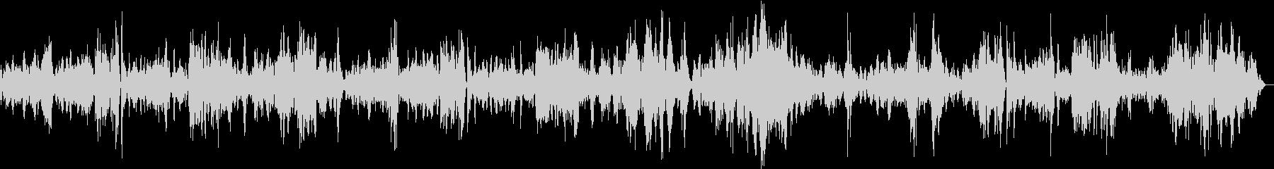 モーツァルトピアノソナタK333第1楽章の未再生の波形