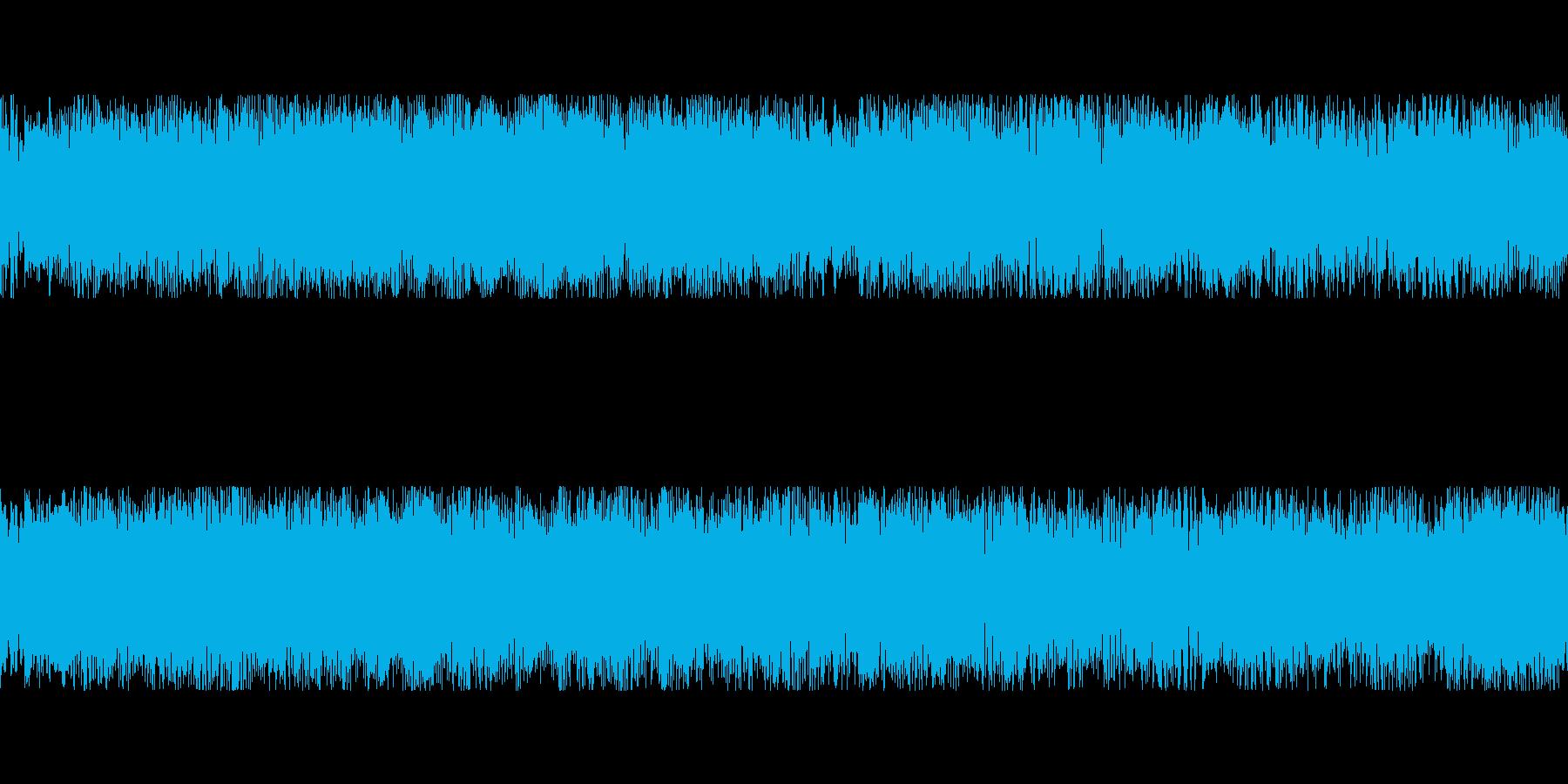 短ループ・哀愁・幻想・神秘なシンセの再生済みの波形