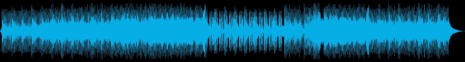 始まりを感じるシンセポップの再生済みの波形