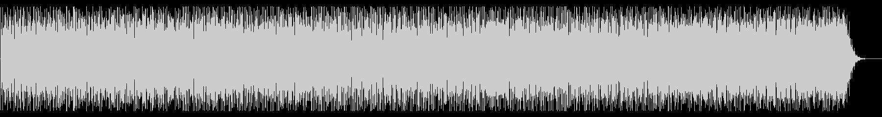 クラシックかつミステリーな雰囲気のBGMの未再生の波形