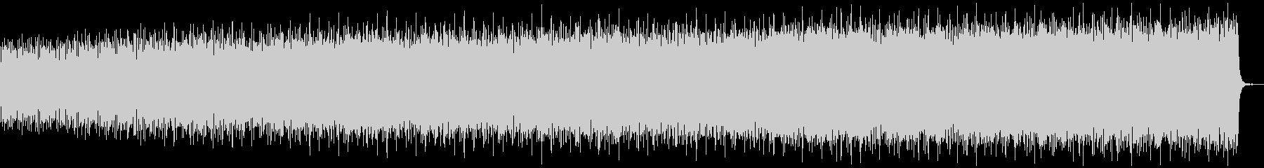 オーケストラ・企業VP・感動的の未再生の波形