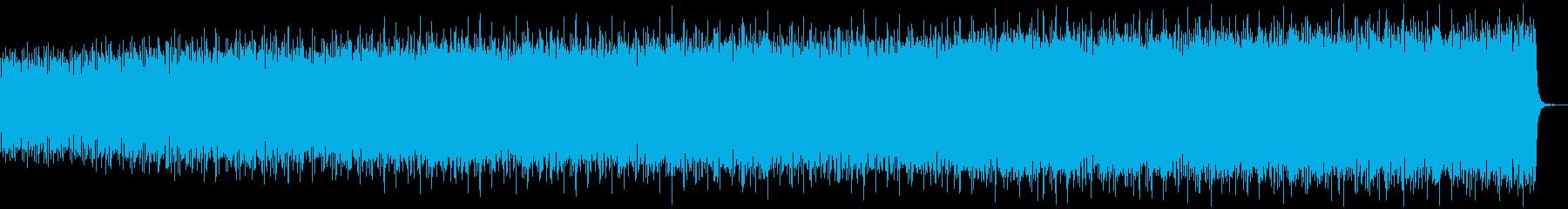 オーケストラ・企業VP・感動的の再生済みの波形