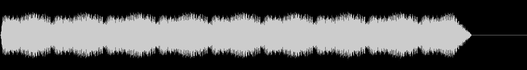 サイレン-パトカー2の未再生の波形