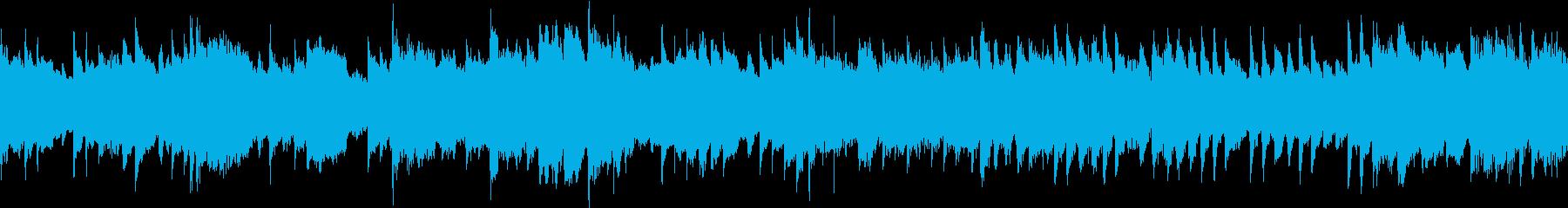 B【ループ】幻想 感動 溢れる感情の再生済みの波形