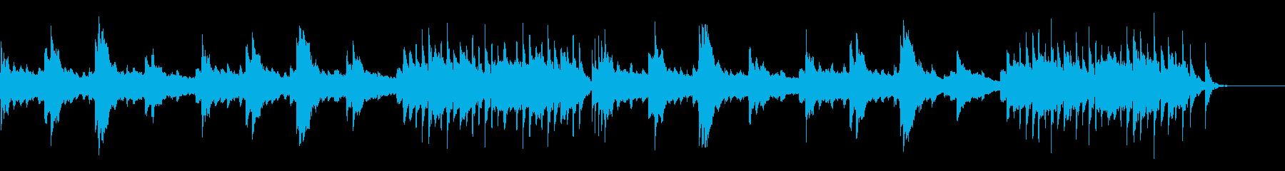 琴を使った和風なイージーリスニングです。の再生済みの波形