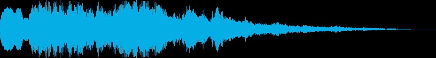 Japanese Sakura_Congratulations / Thank you, Congratulations's reproduced waveform
